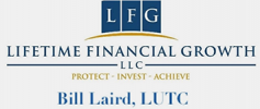 Lifetime Financial Growth - Bill Laird Logo
